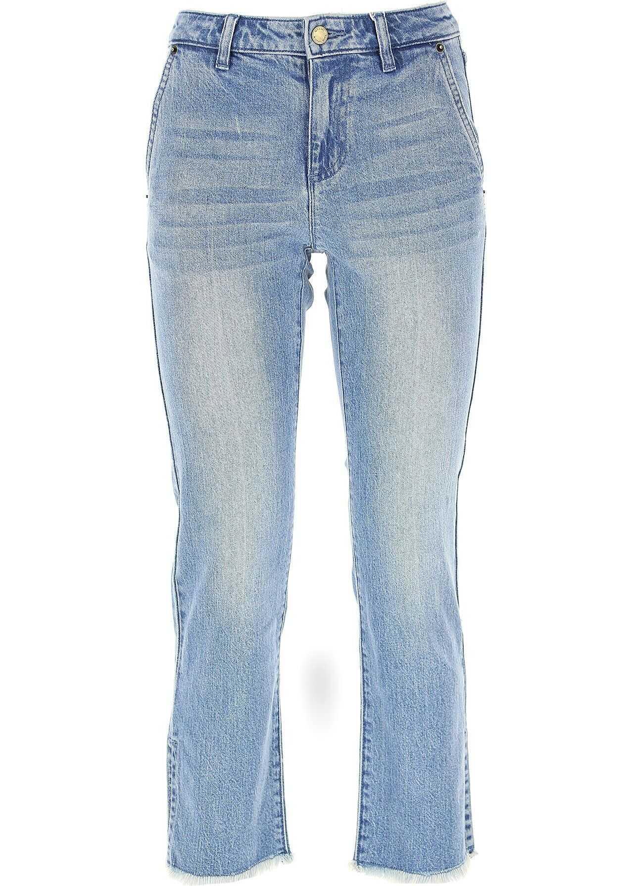 Michael Kors Cotton Jeans LIGHT BLUE