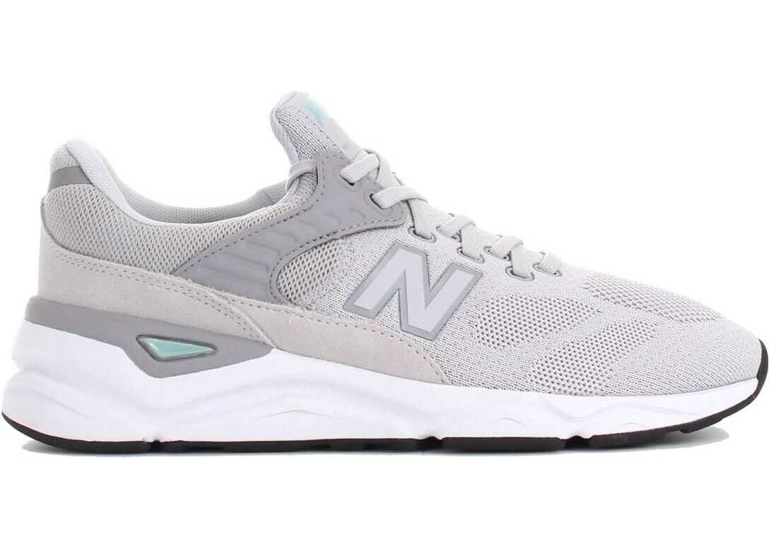 New Balance Suede Sneakers GREY