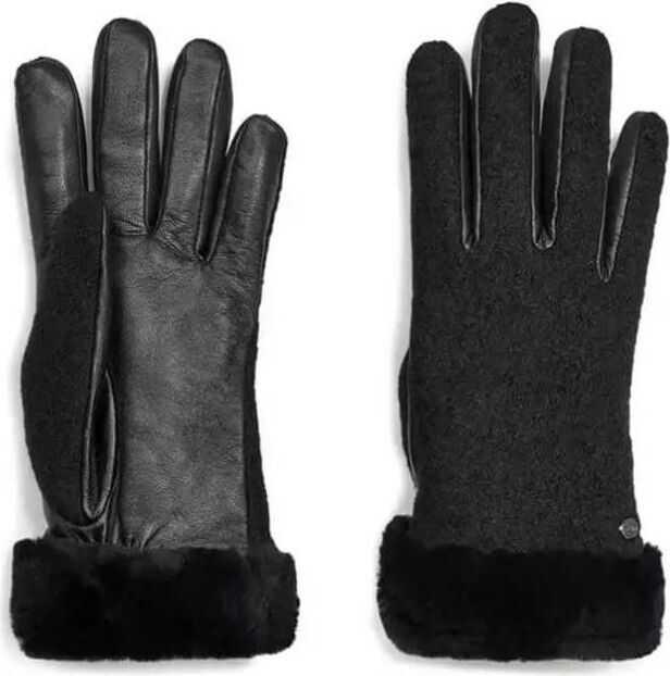 UGG Wool Gloves GREY
