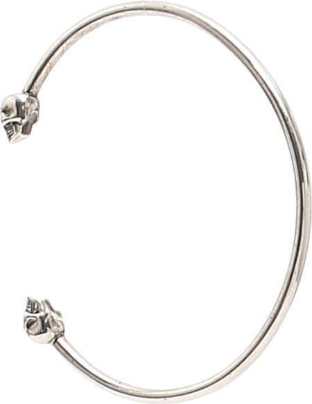 Alexander McQueen Twin Skull Bracelet OTTONE