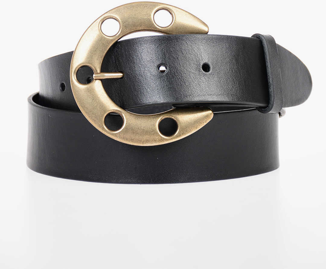 40mm Leather Belt