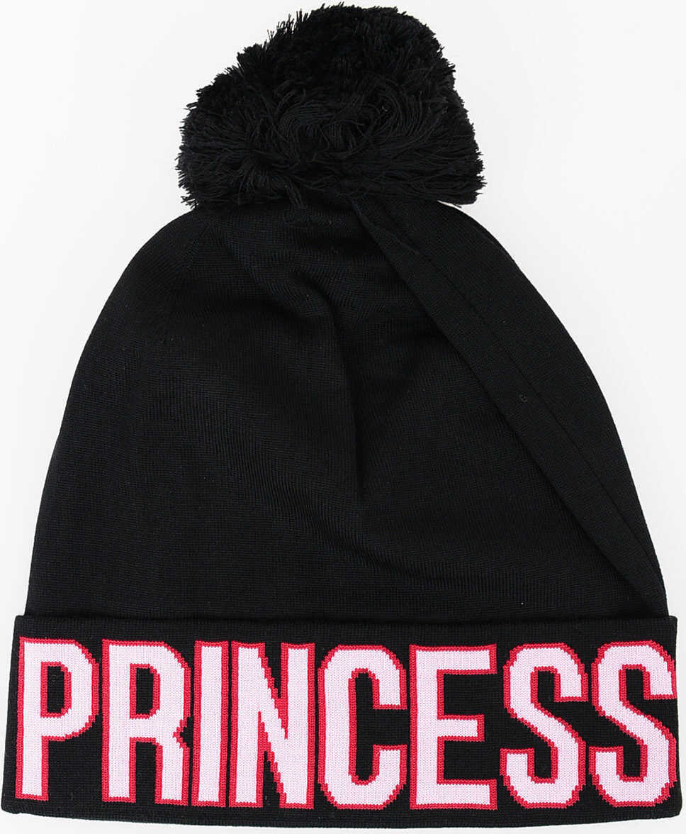 Dolce & Gabbana PRINCESS Hat BLACK