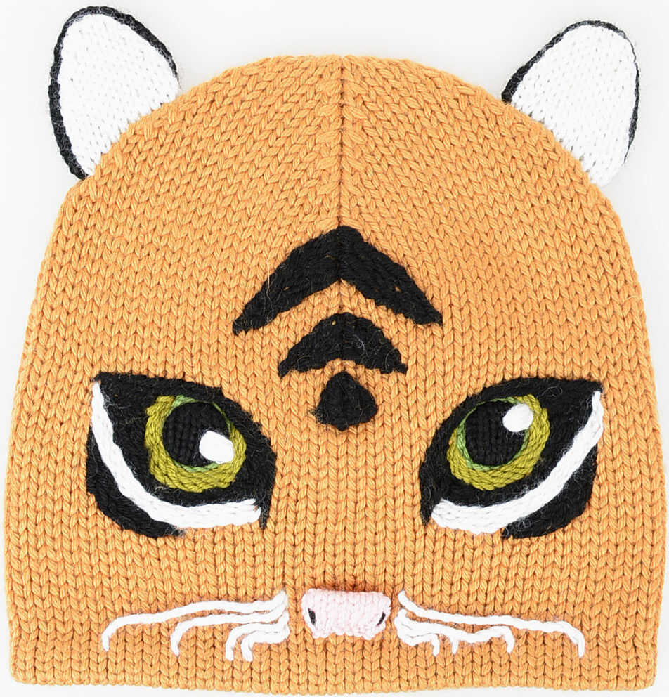 Cat Knit Hat thumbnail