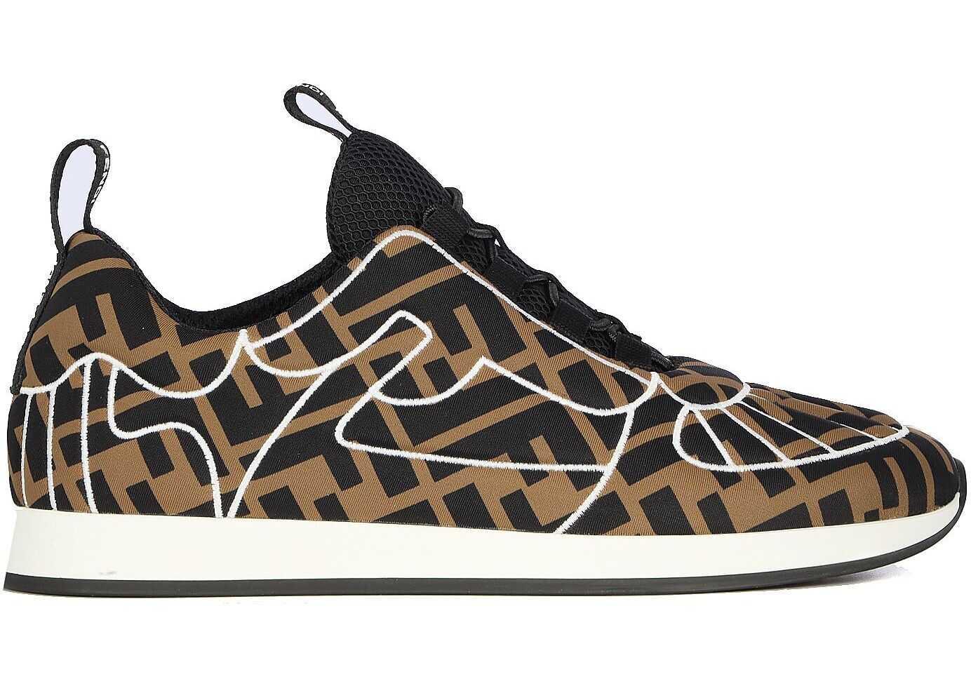 Fendi Polyamide Sneakers thumbnail