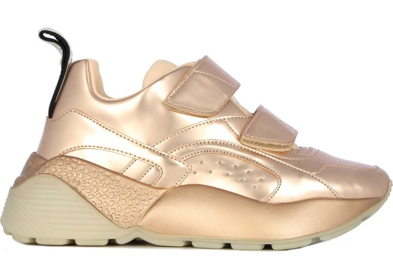adidas by Stella McCartney Polyurethane Sneakers PINK