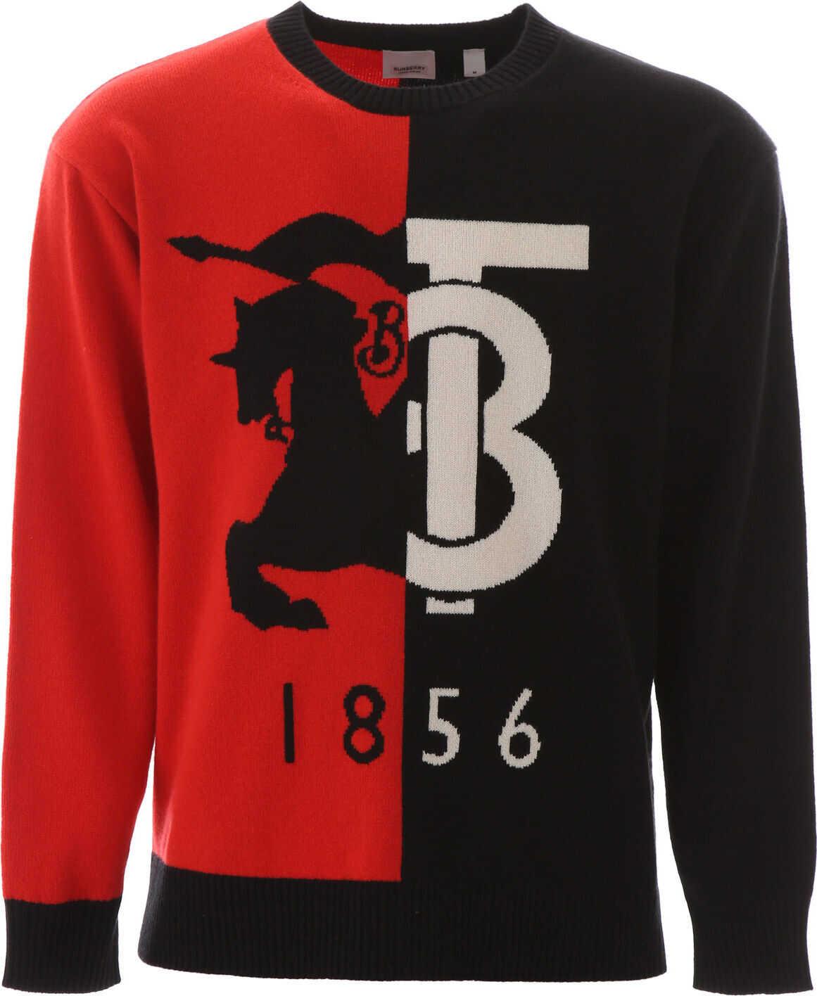 Burberry 8023663 BLACK