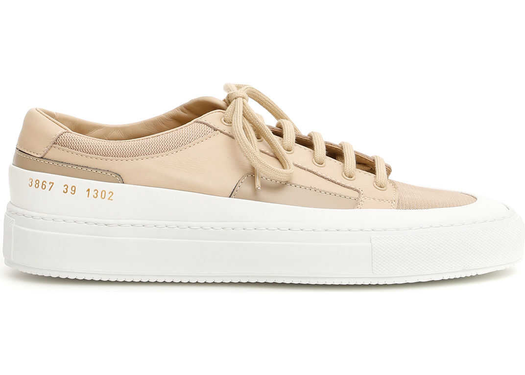 Common Projects Achilles Super Sneakers TAN