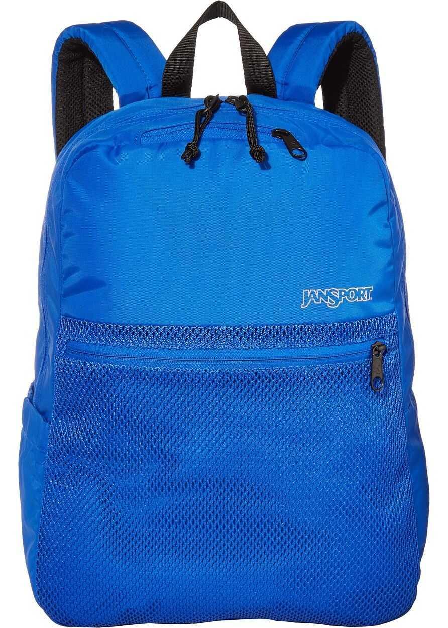 JanSport Break Pack TR Border Blue
