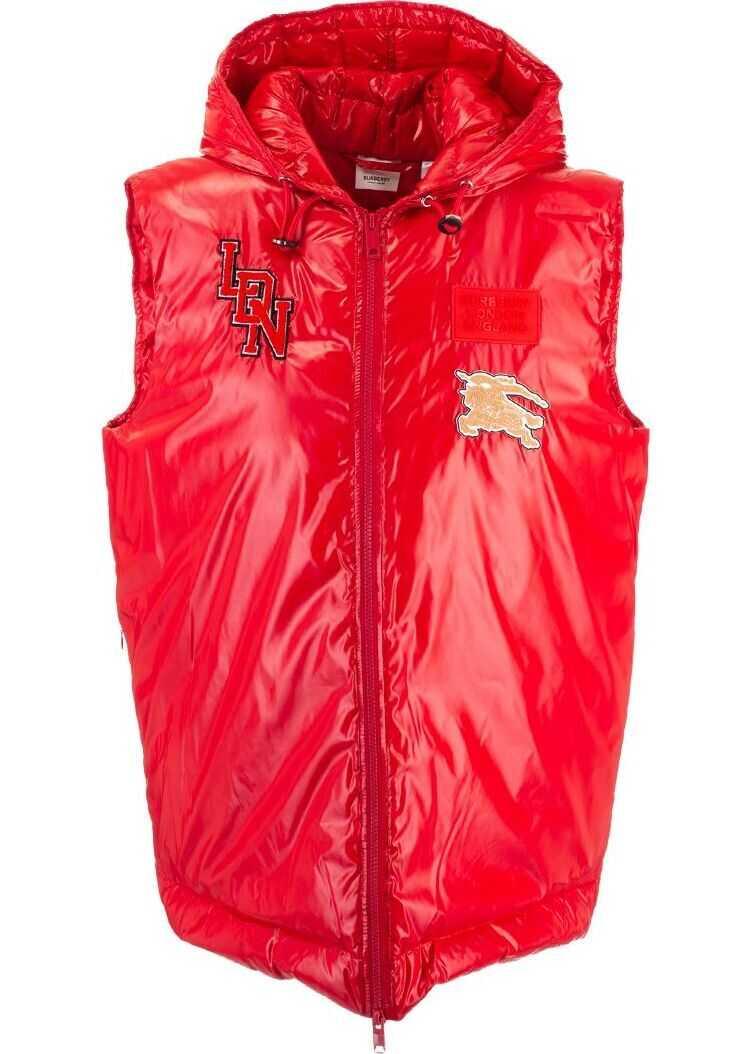 Burberry Polyamide Vest RED