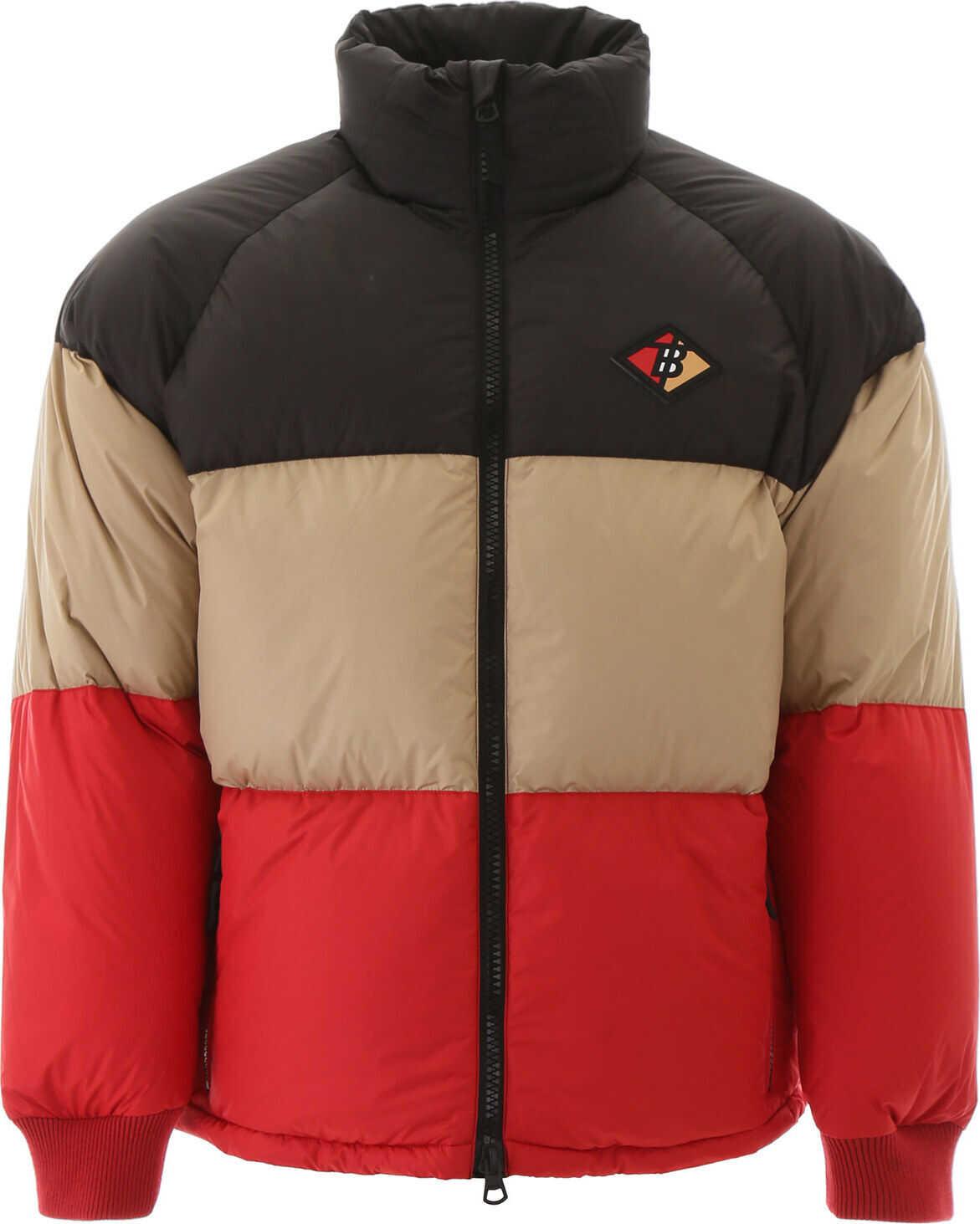 Burberry Branston Puffer Jacket BLACK