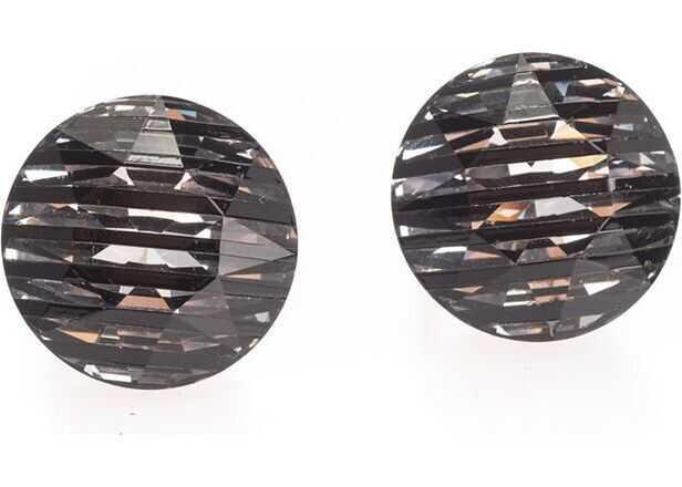 Saint Laurent Polyester Earrings BLACK