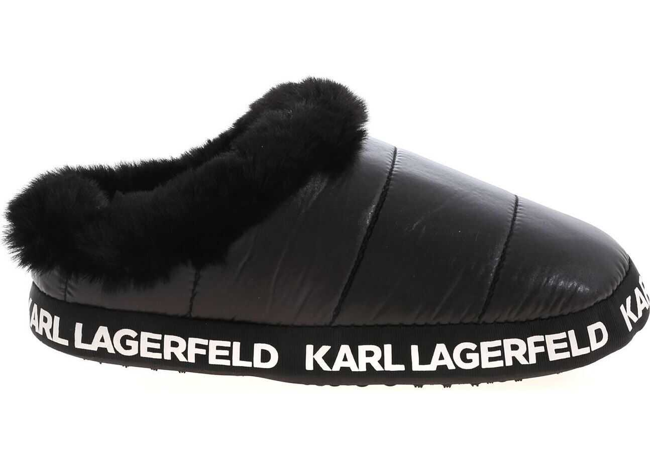 Arktik Slippers In Black thumbnail