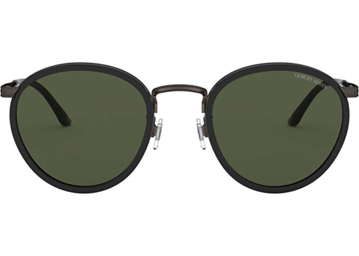 Emporio Armani Acetate Sunglasses BLACK