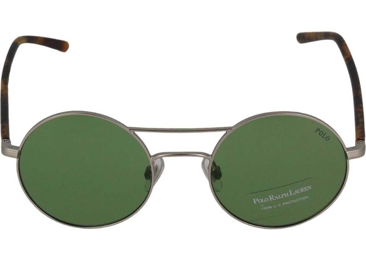 Ralph Lauren Metal Sunglasses SILVER