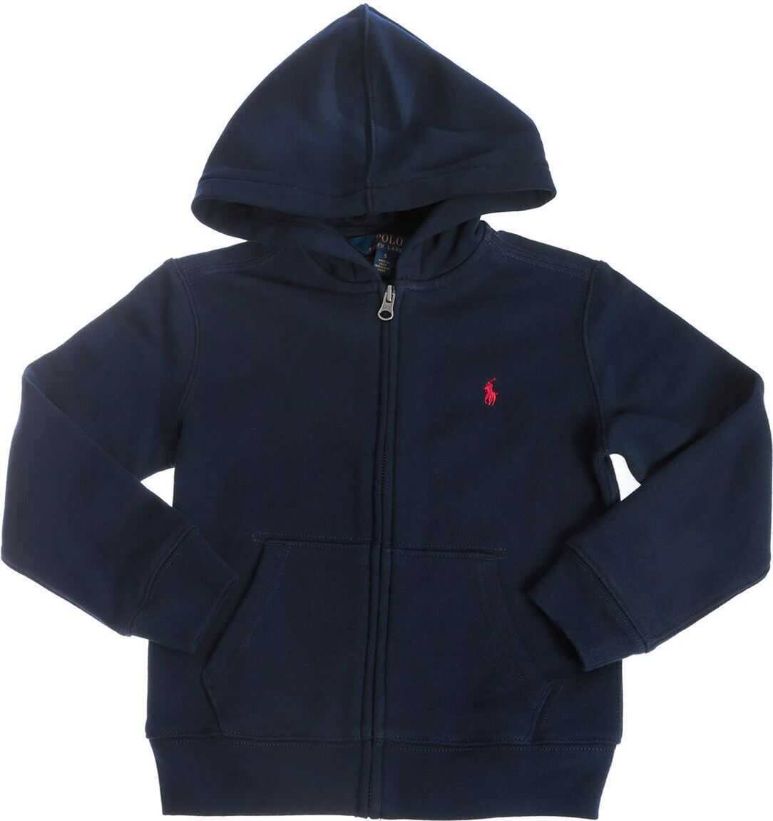 Hoodie In Navy Color