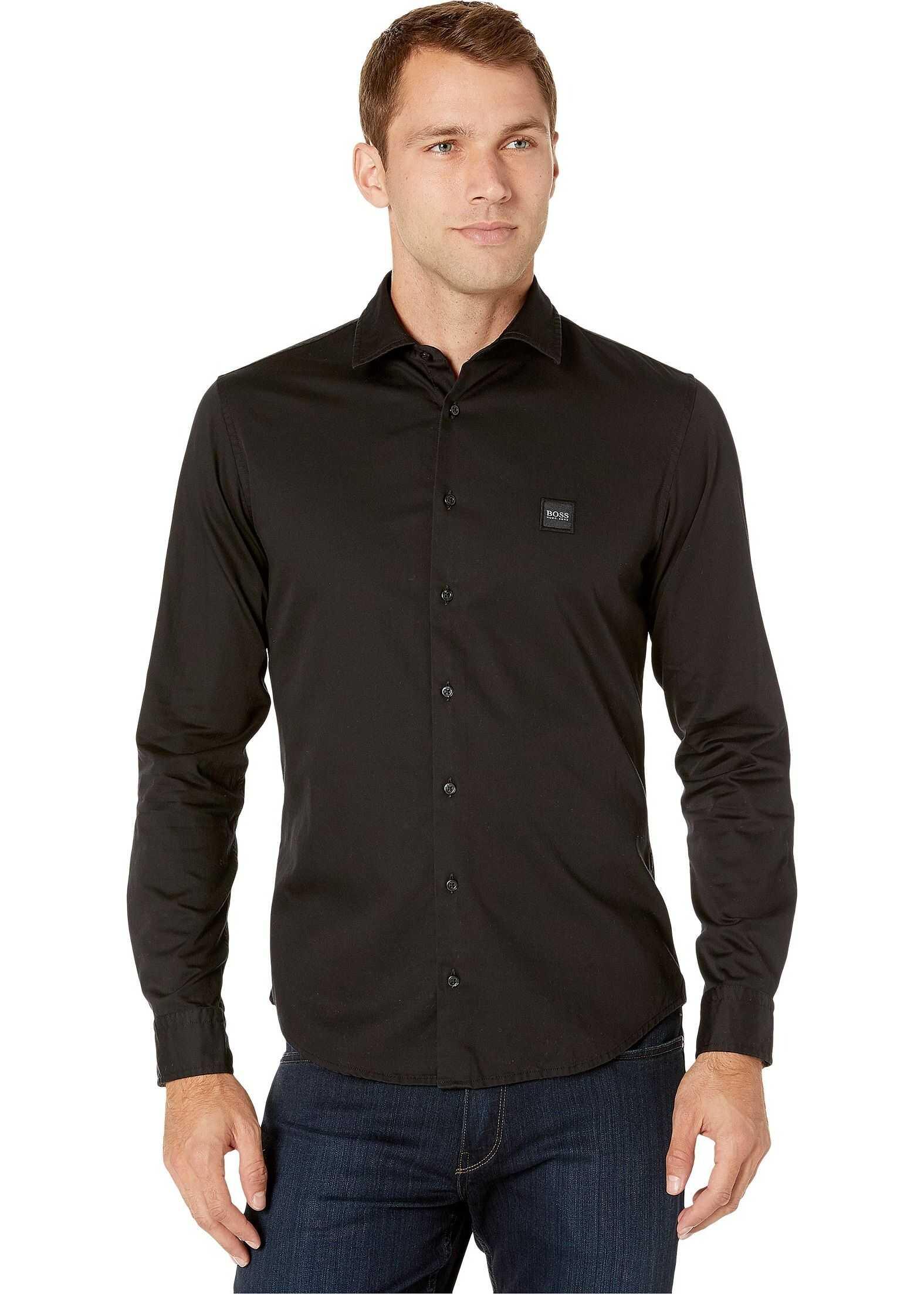 BOSS Hugo Boss Mypop_2 Shirt Black