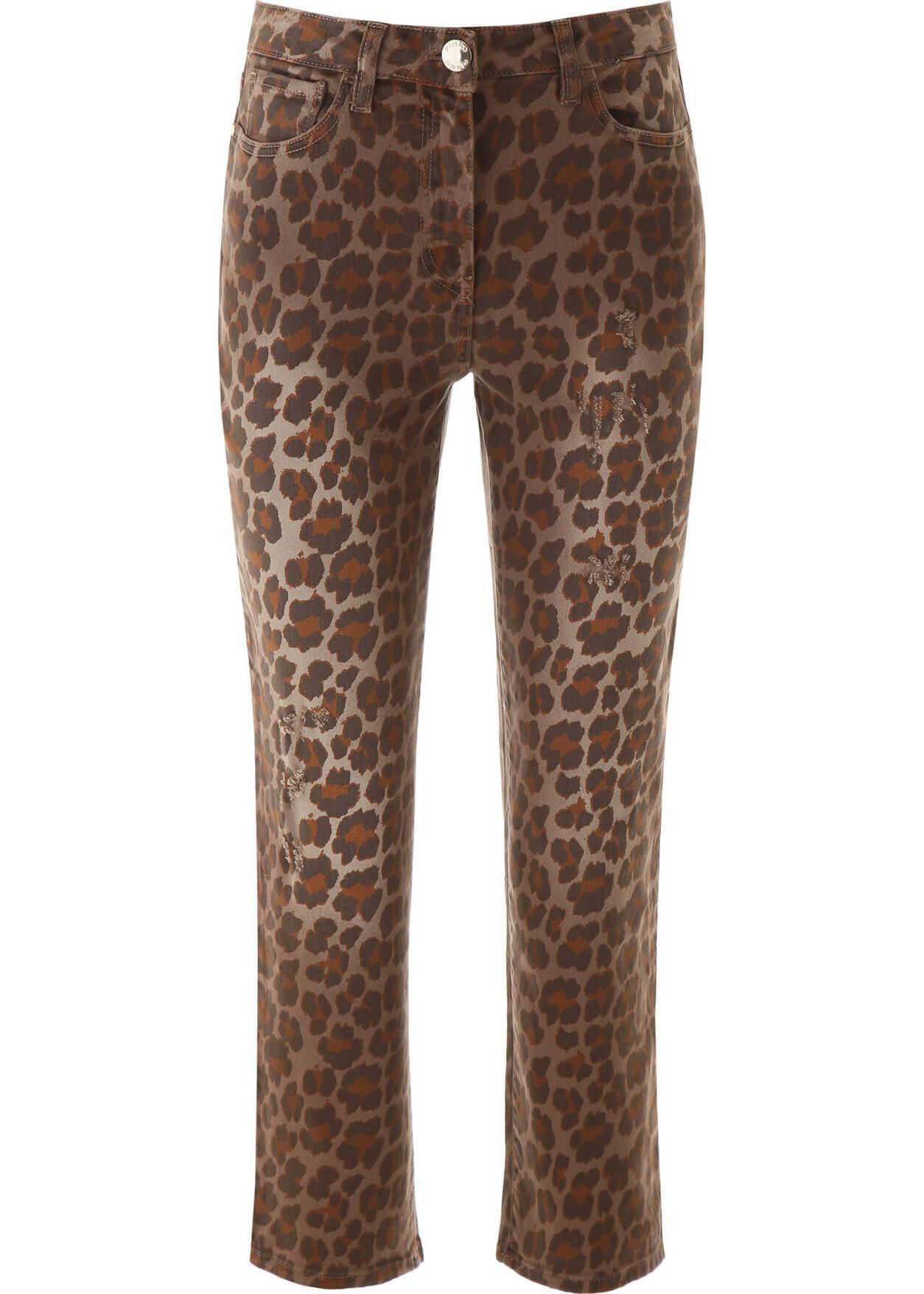 Pinko Sandy Jeans MULT MARRONE