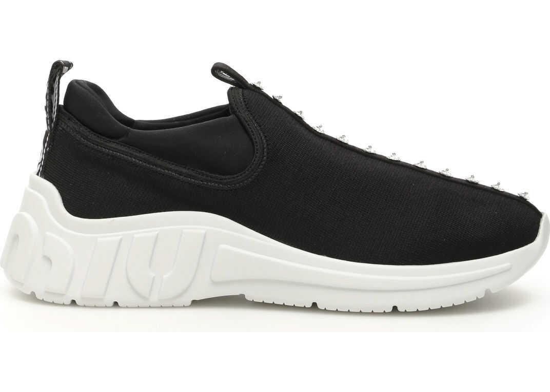 Crystal Miu Run Sneakers thumbnail