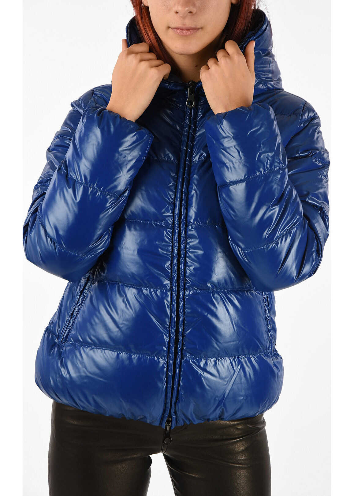 Duvetica Down THIACINQUE Jacket BLUE