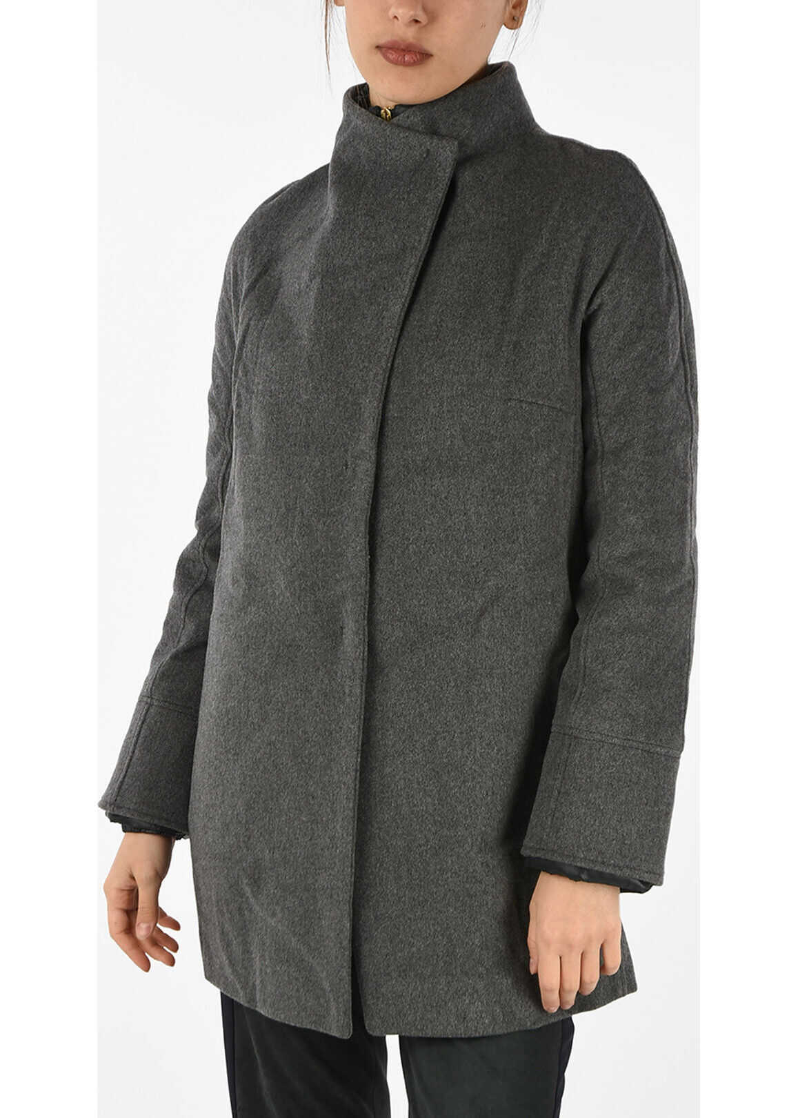 Duvetica Coat UNAGH with detachable Down Jacket GRAY