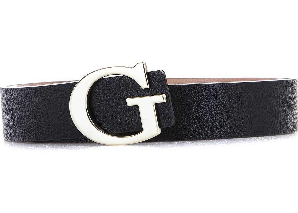 GUESS Reversible belt Nude