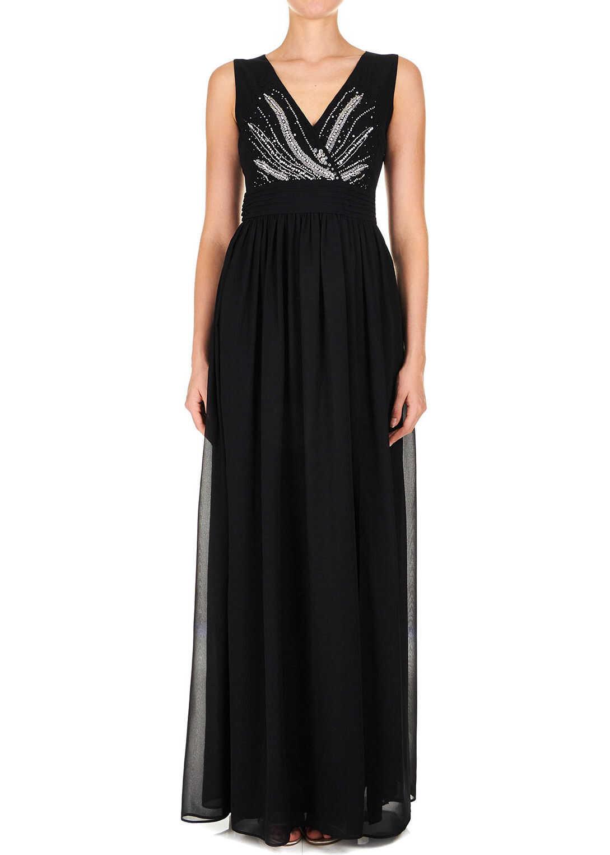 Liu Jo Empire dress with strass Black