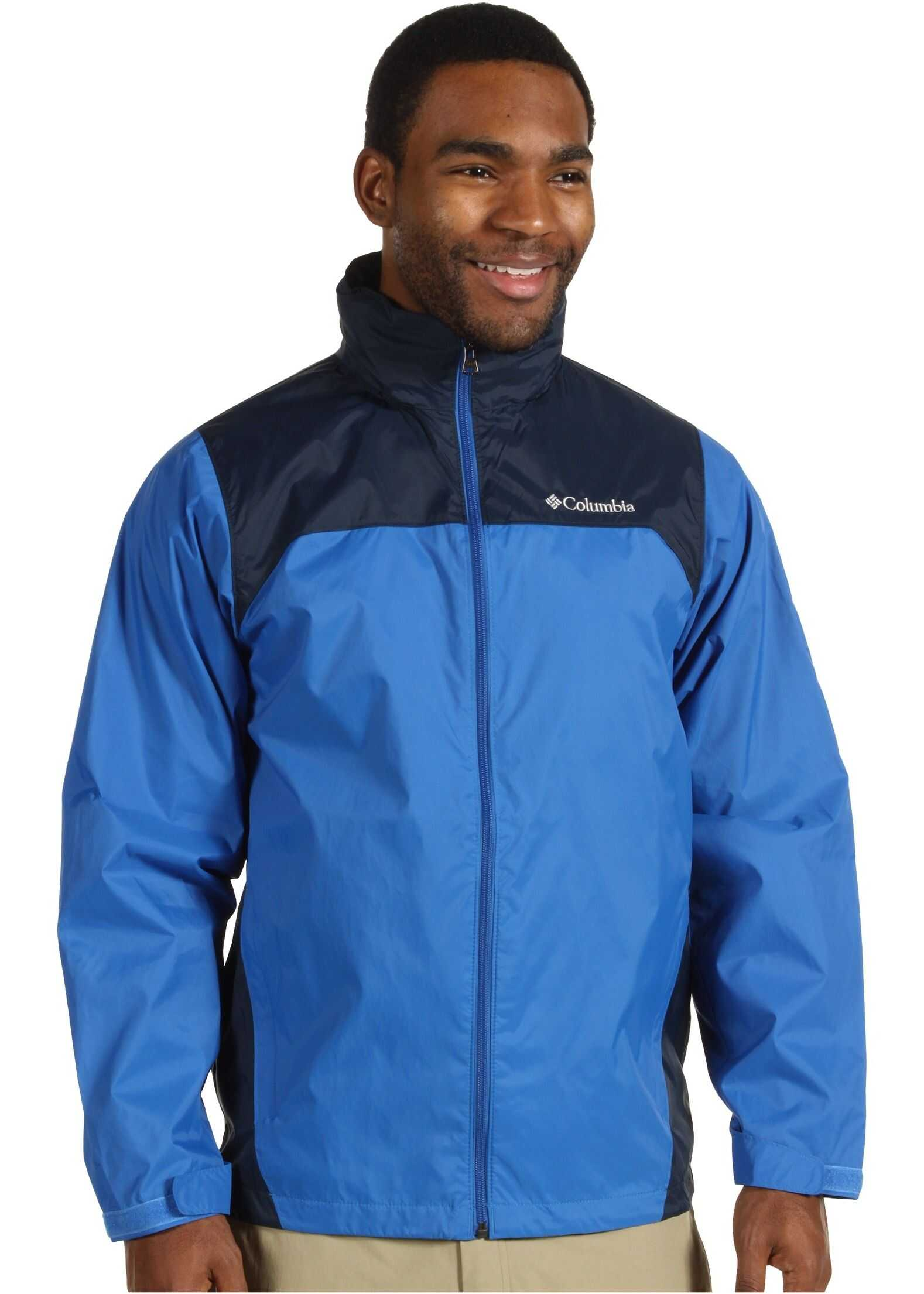 Columbia Glennaker Lake™ Rain Jacket Blue Jay/Columbia Navy