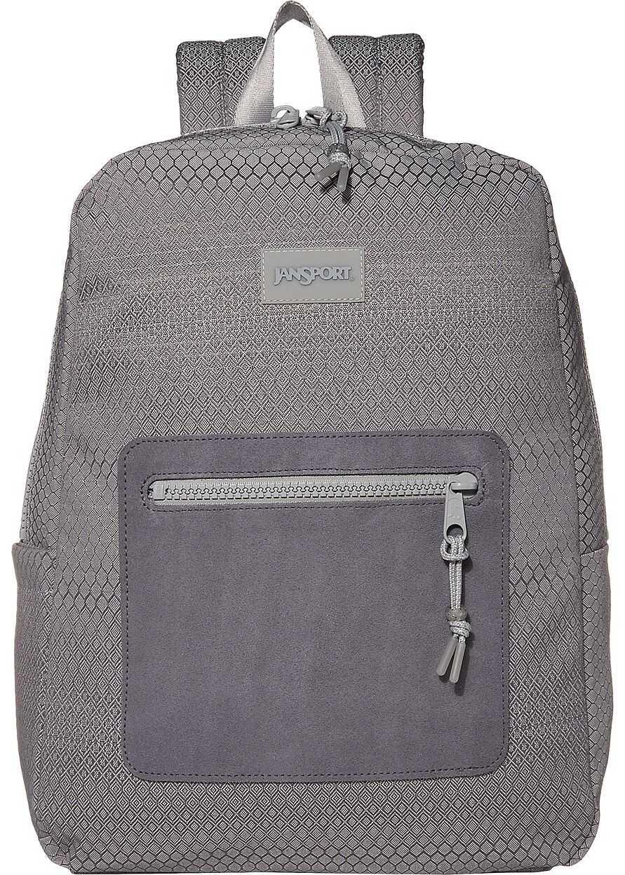JanSport Ascent Super FX Backpack Grey Shadow