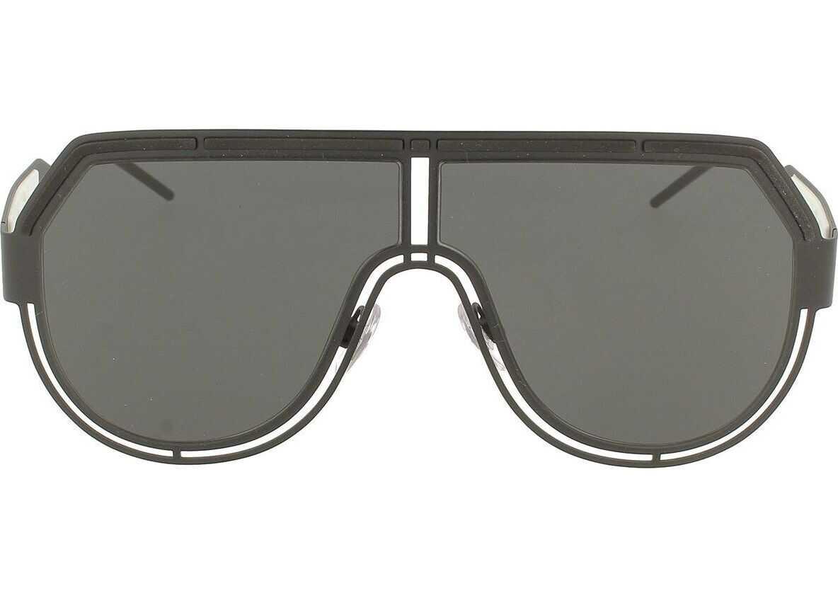 Dolce & Gabbana Metal Sunglasses BLACK