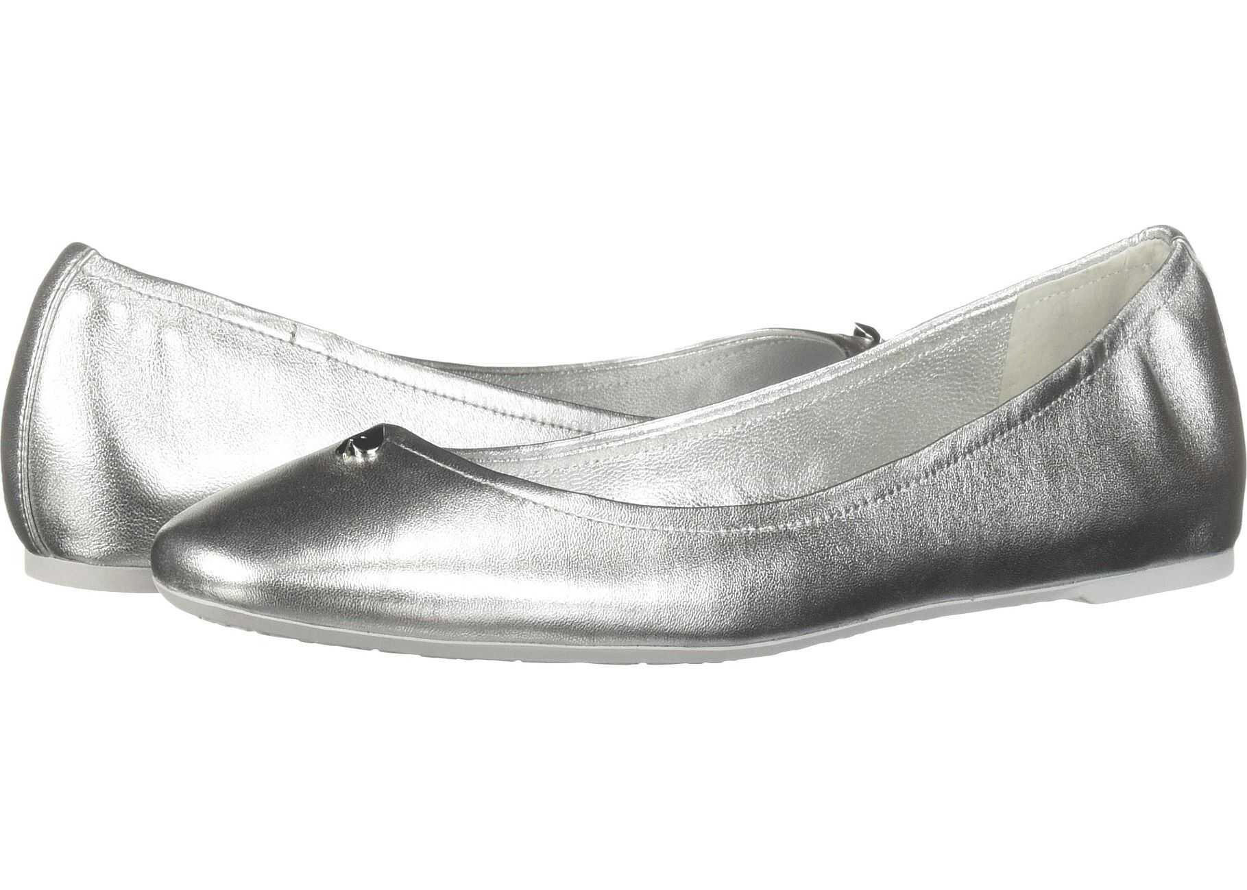 Kate Spade New York Kora Silver Metallic Nappa
