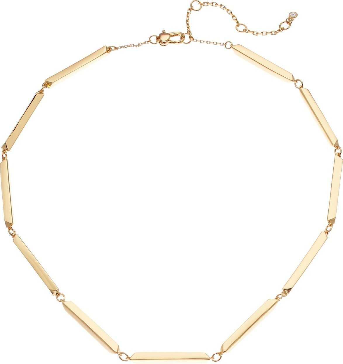 Kate Spade New York Raise The Bar Necklace Gold