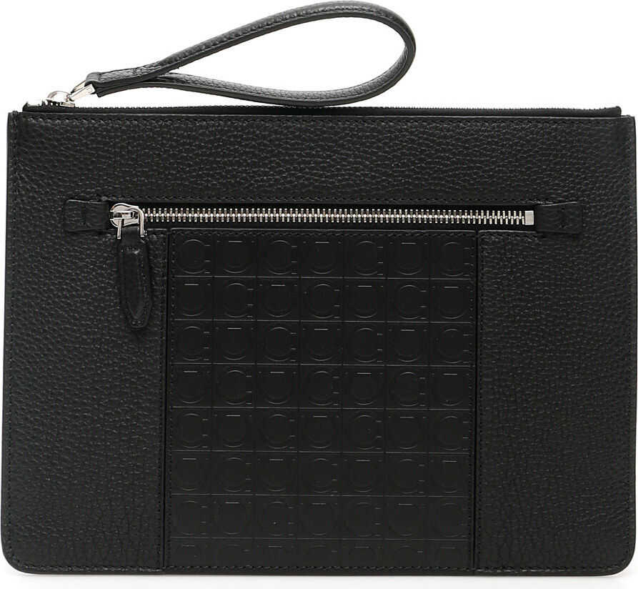 Firenze Leather Clutch thumbnail