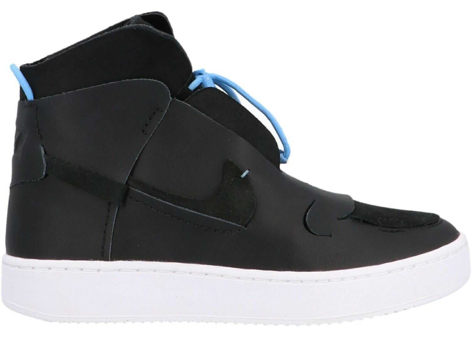 Leather Hi Top Sneakers thumbnail