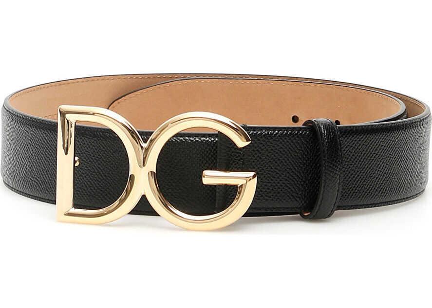 Dolce & Gabbana Dg Belt NERO