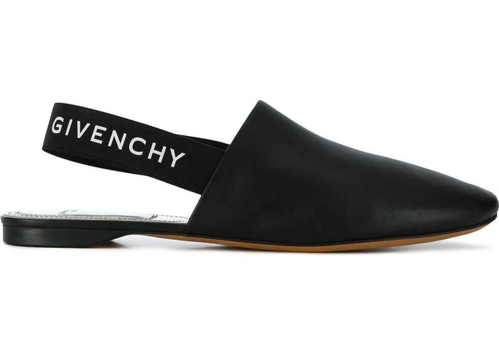 Givenchy Leather Loafers BLACK