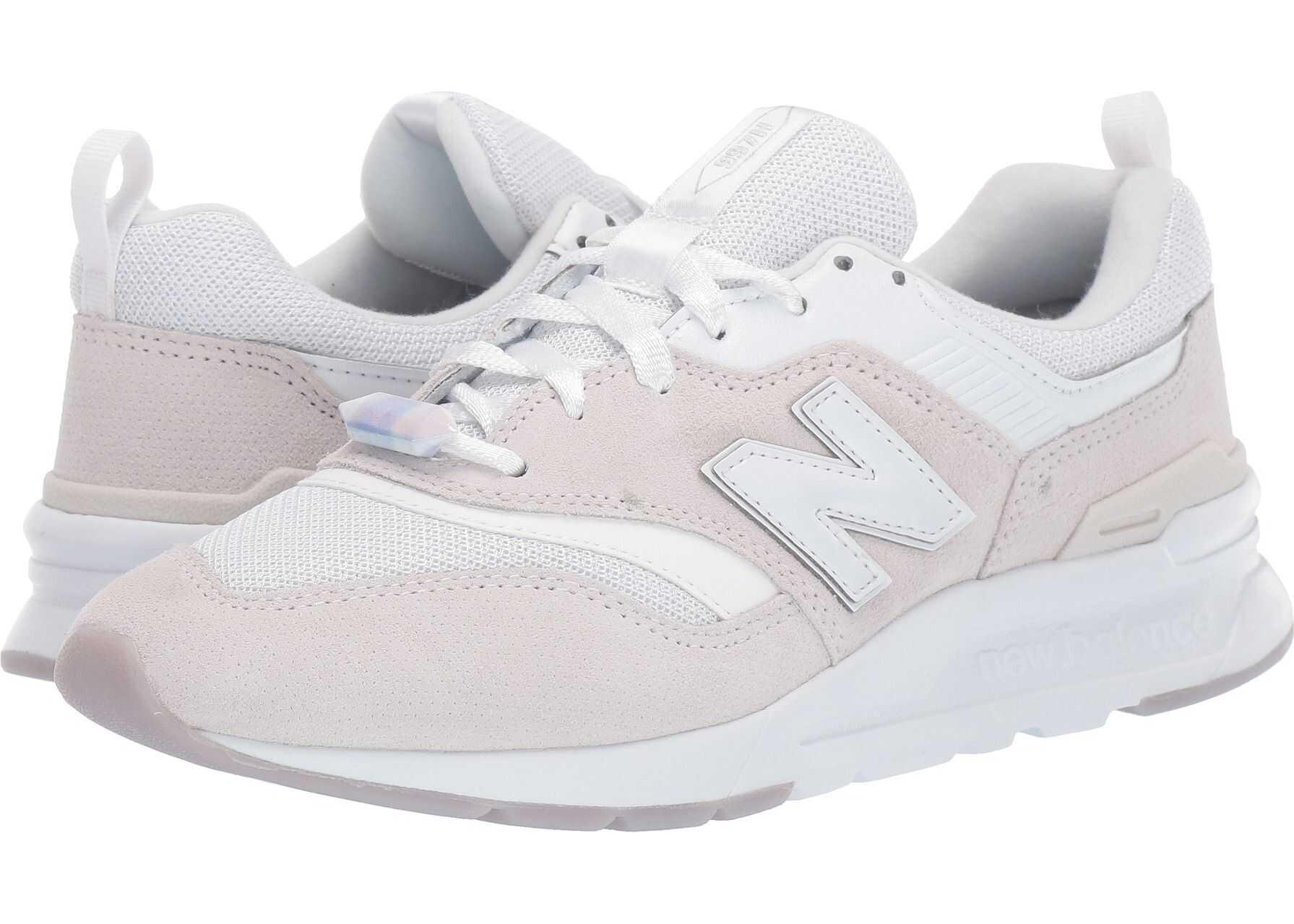 New Balance Classics 997v1 White/White