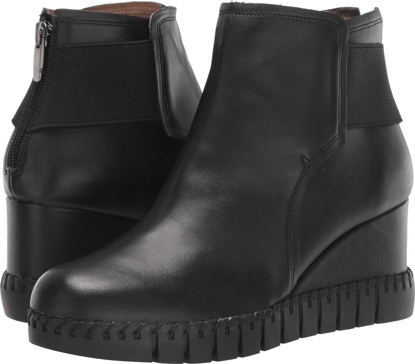 J. Renee Nagetta Black Leather