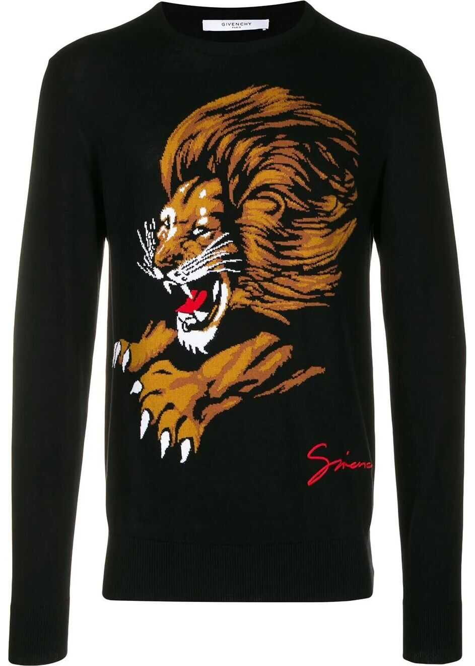 Givenchy Wool Sweater BLACK