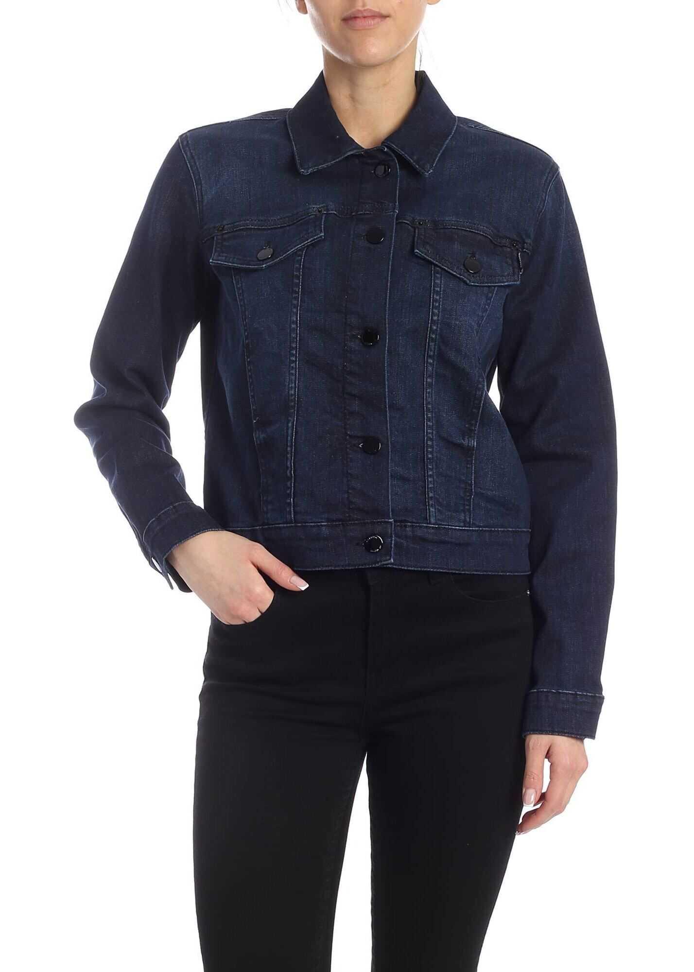 Blue Denim Jacket thumbnail