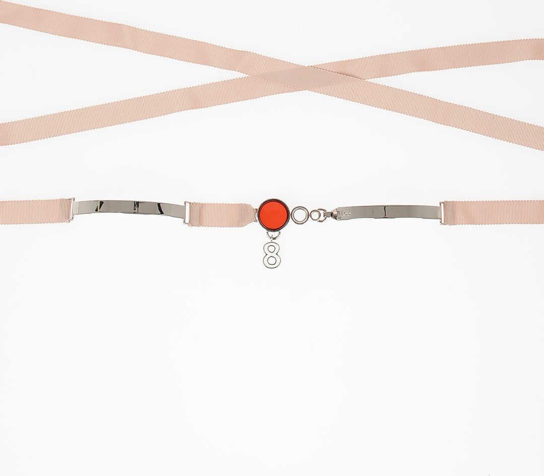 Dior Pendant Necklace BEIGE