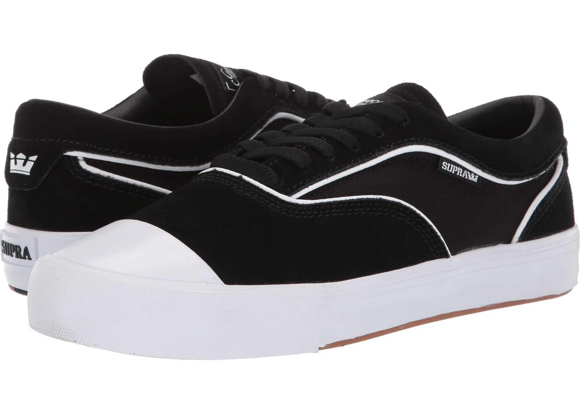 Supra Hammer VTG Black/White