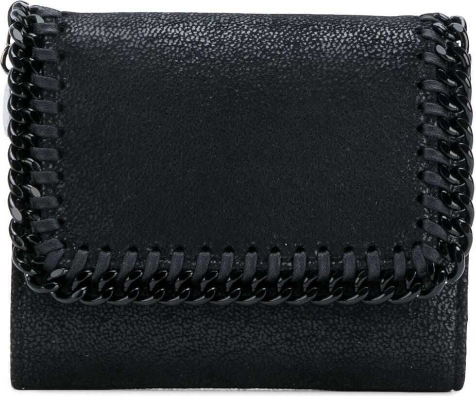adidas by Stella McCartney Synthetic Fibers Wallet BLACK