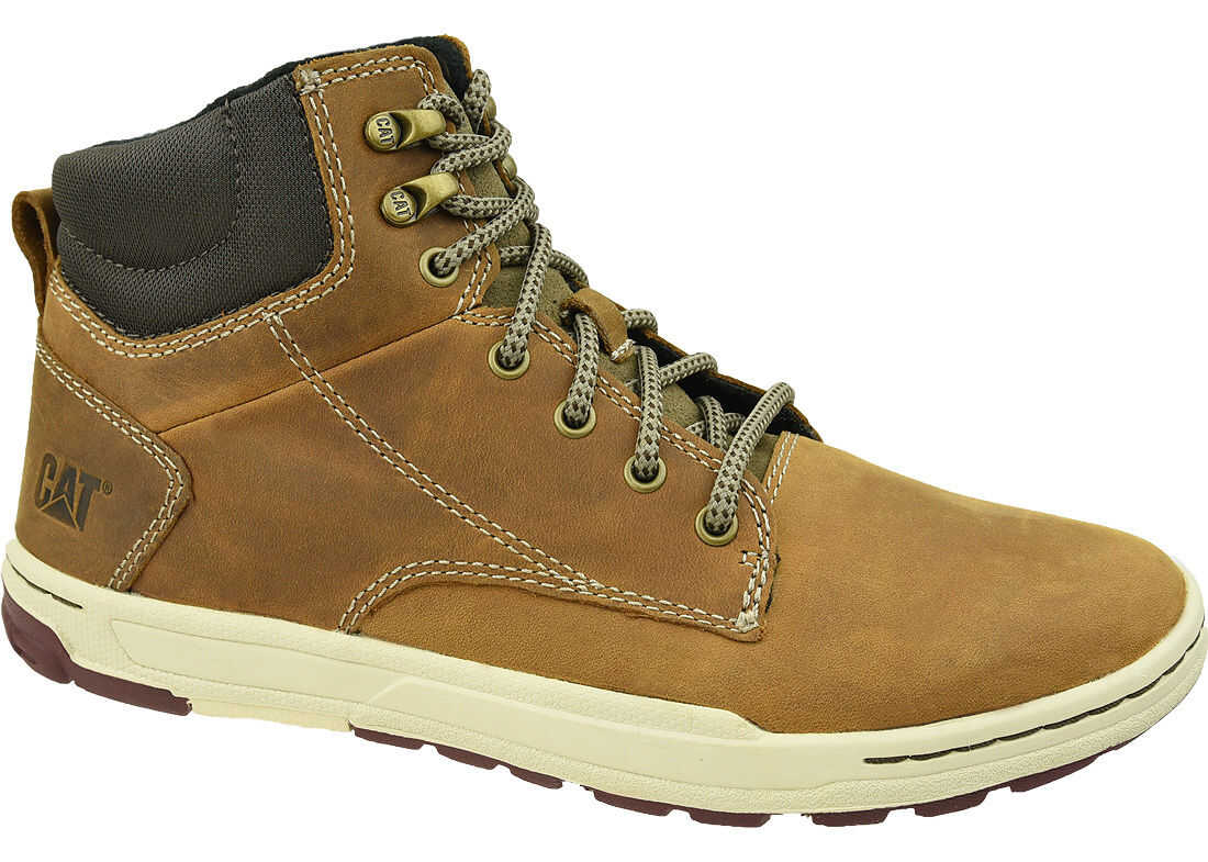Caterpillar Colfax Mid Brown