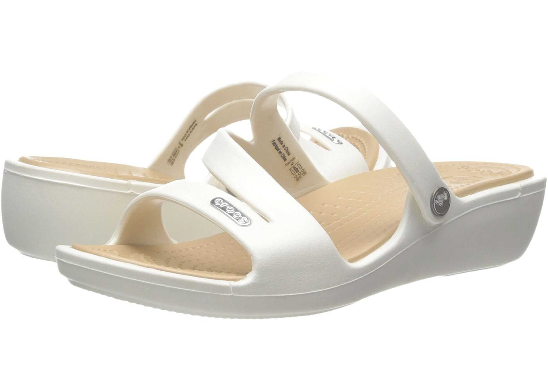 Crocs Patricia Oyster/Gold