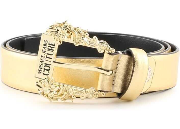Versace Jeans Leather Belt* GOLD