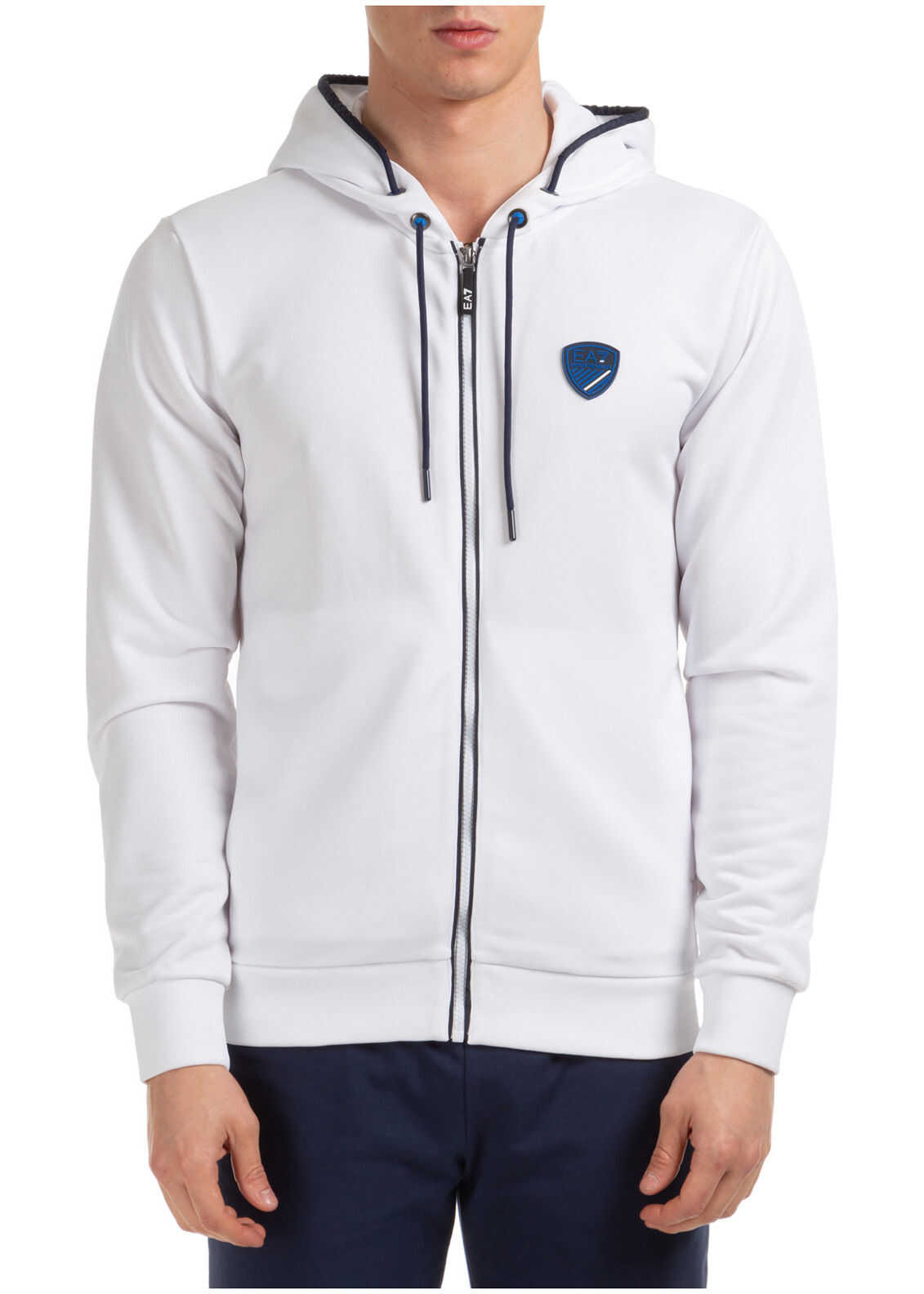 EA7 Sweatshirt Sweat White