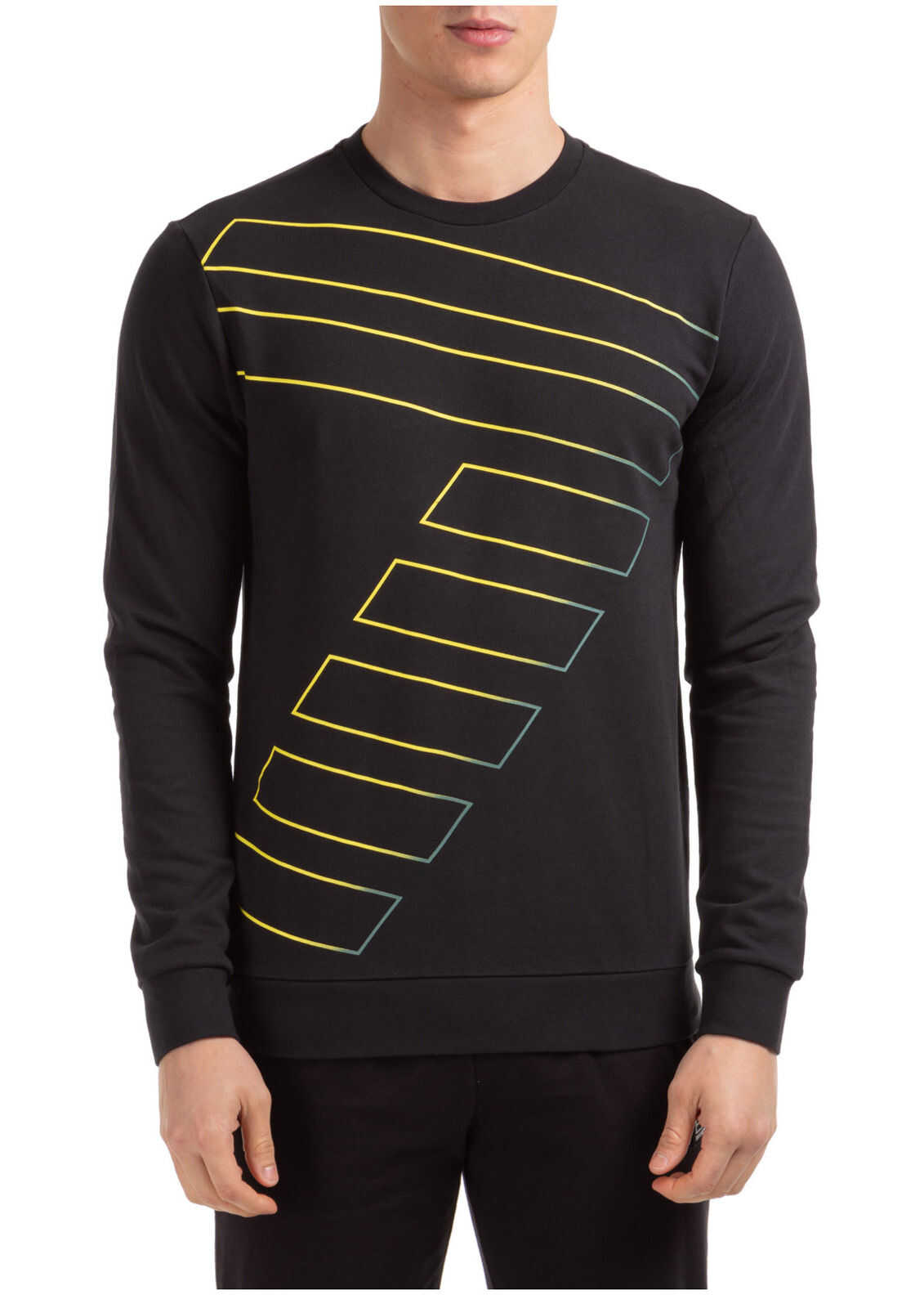 EA7 Sweatshirt Sweat Black