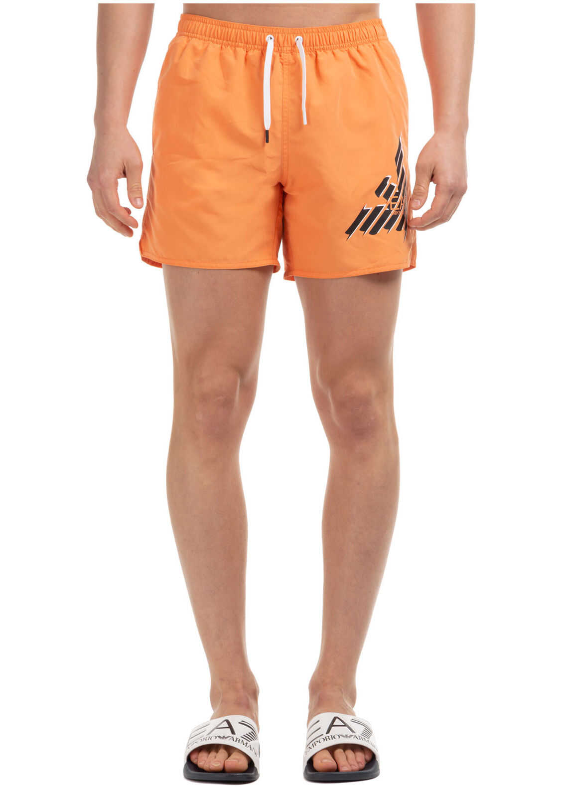 EA7 Swimming Suit Orange