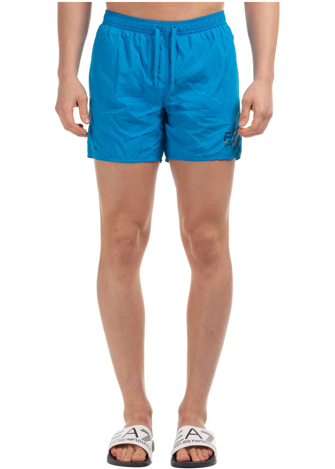 EA7 Swimming Suit Light blue