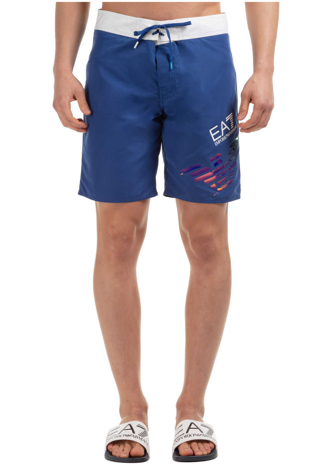 EA7 Swimming Suit Blue